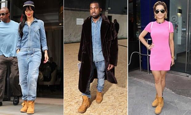 VF Corporation - Rihanna, Kanye West & Rita Ora