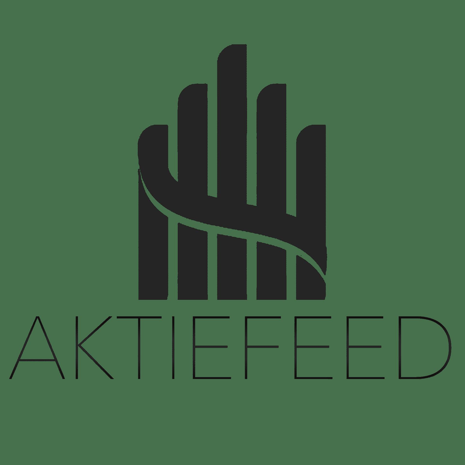 AKTIEFEED logo-aktiebloggar