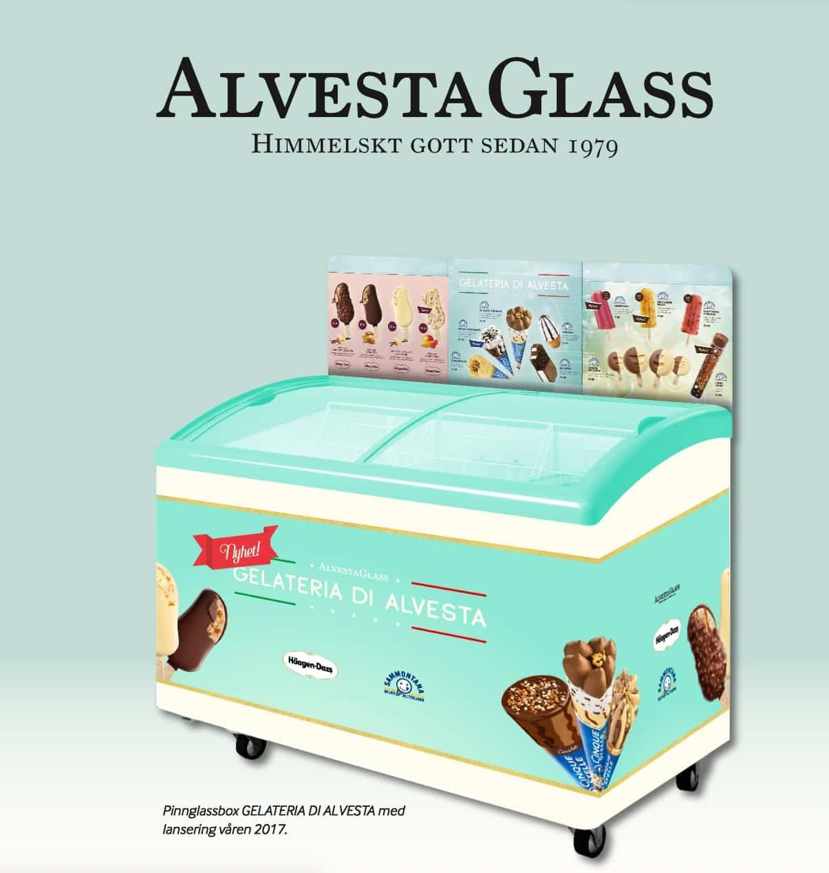 alvesta glass pinnglass