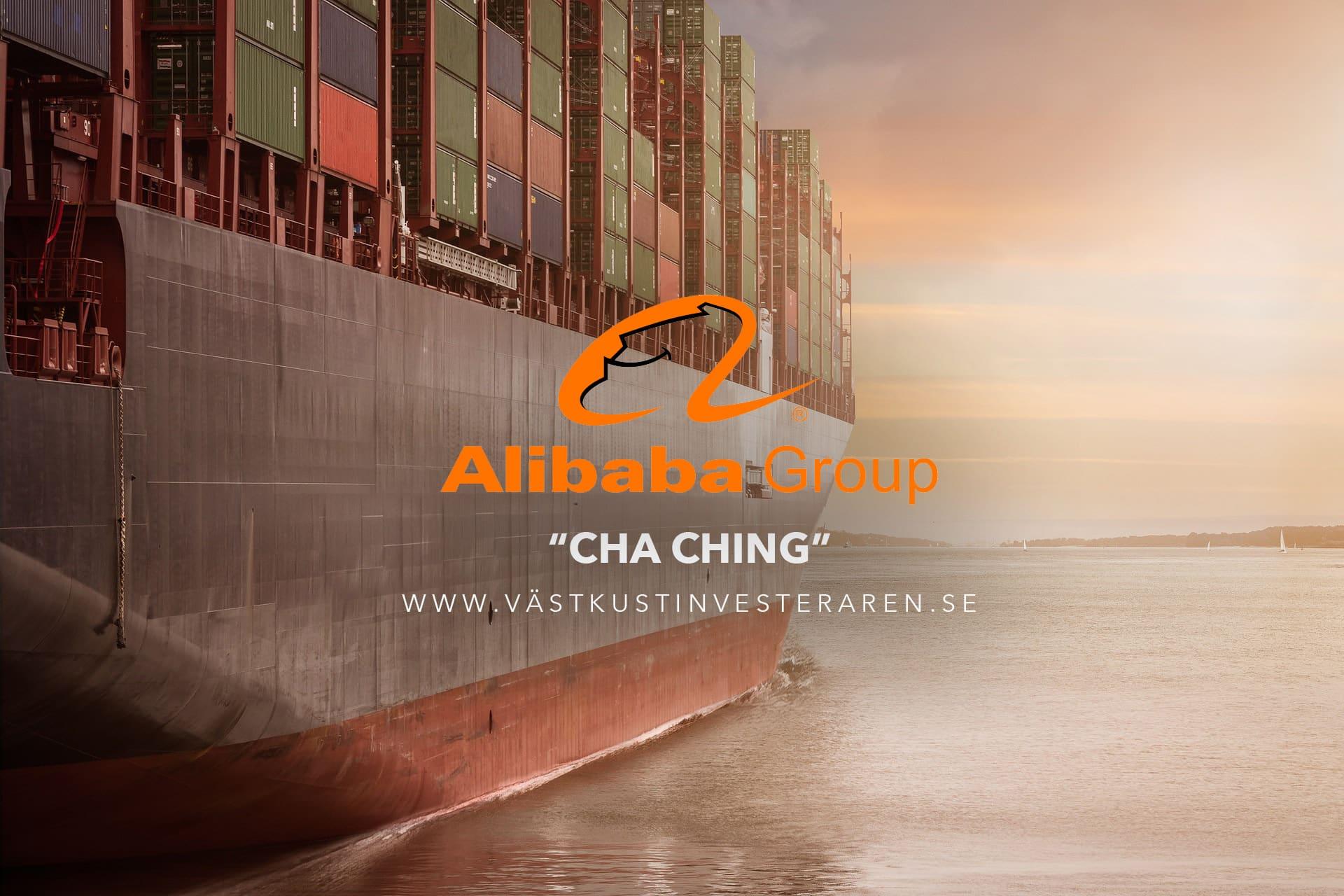 alibaba analys aktieanalys