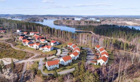 TESSIN: Slutsålda parhus i Borlänge