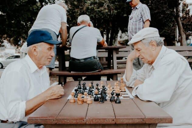 megatrend åldrande befolkning