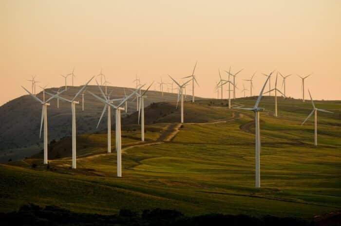 megatrend förnyelsebar energi