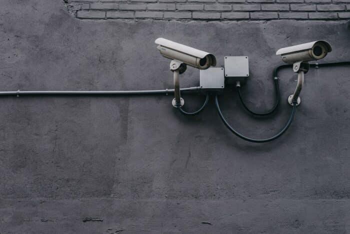 megatrend säkerhet övervakning