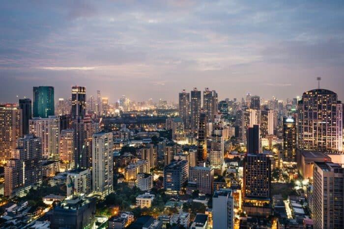megatrend urbanisering