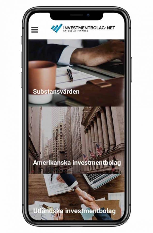 Investmentbolag-aktieblogg
