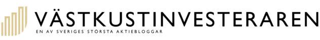 Västkustinvesteraren aktieblogg logotyp