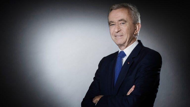 Bernard Arnault- LVMH- Louis Vuitton Moët Hennessy