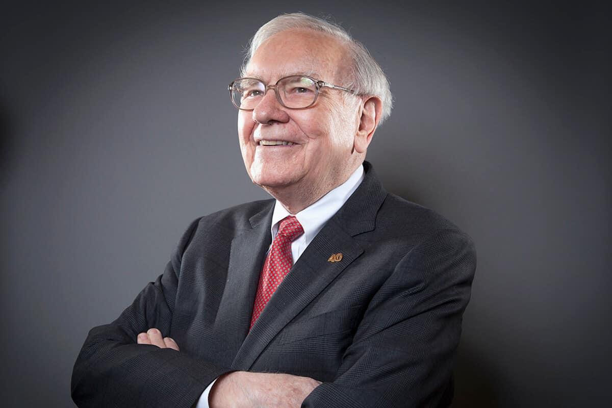 Investera I Kryptovaluta Warren Buff