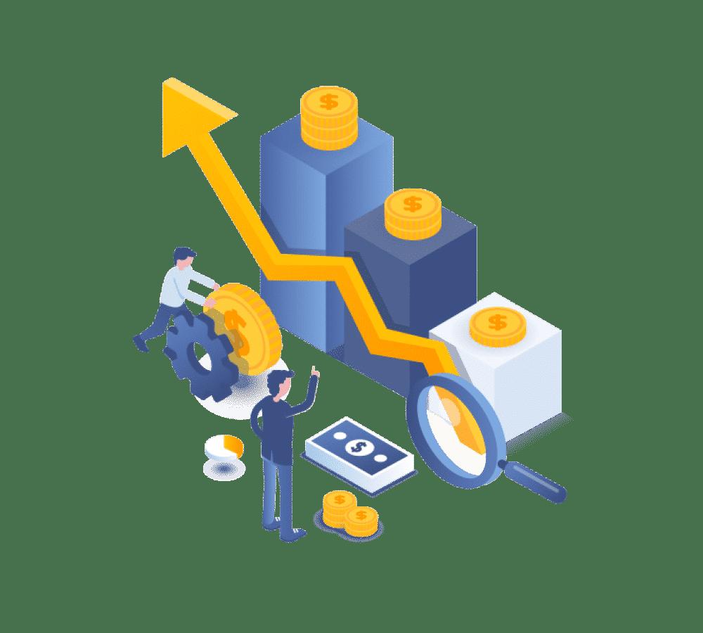 Börja handla med aktier och fonder