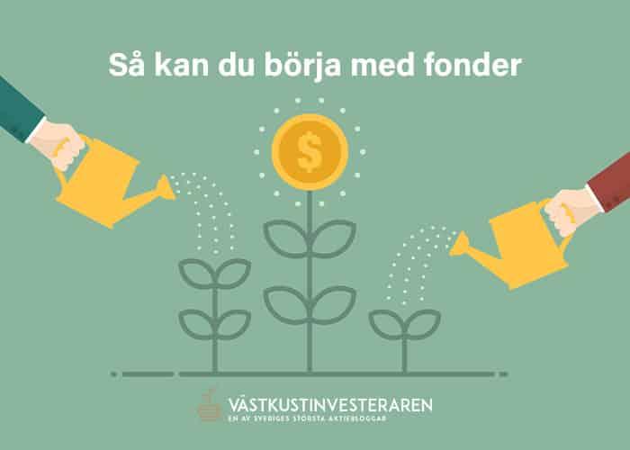 Börja med fonder