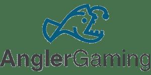 Angler gaming logotyp