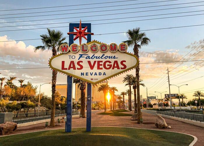 Spelbolagsaktier-Las Vegas